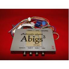 Видеоинтерфейсный адаптер ABIGS-4